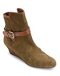 Rockport Alika Buckled Bootie