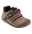 Start-rite Flying Start Brown Fit G Shoe
