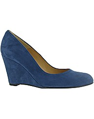 Riva Parakeet Suede Ladies Court