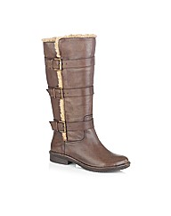Lotus Corsano High Leg Boots