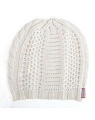 Hunter Moss Cable Hat