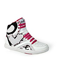 Pineapple Mara Hi-Top Trainer