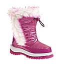 Pineapple Chill Faux Fur Dcor boot