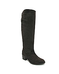 Marta Jonsson brown leather knee boot