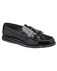 Dispair Hoxton II double fringe loafer