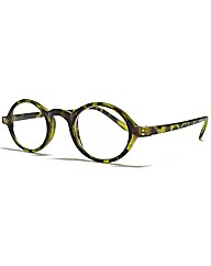 Viva La Diva Small Round Reading Glasses