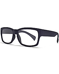VivaLaDiva Keyhole Squar Reading Glasses