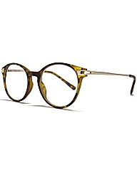 Viva La Diva Fine Round Reading Glasses