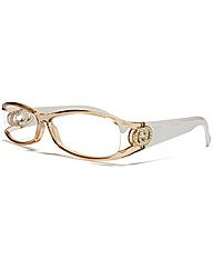 Viva La Diva Cut Out Reading Glasses