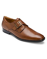 Rockport Oak Room Monk Strap