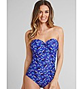 Casablanca Underwired Bandeau Swimsuit