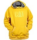 Caterpillar Shield Hooded Sweatshirt