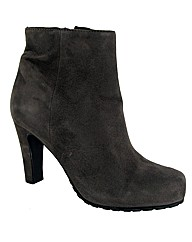 Riva Squirrel Ladies Ankle Boot