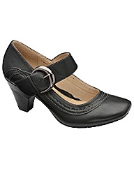 Manfield Buckle Bar Shoe