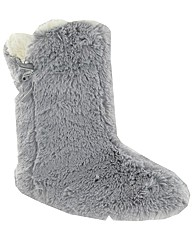 Divaz Flumph Ladies Slipper Boot