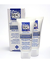 Two RoC Hydra Destressant Eye Creams