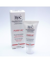 Two RoC Purif Activ Eye Gels