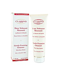Clarins GF Dry Sensitive Cleanser 125ml