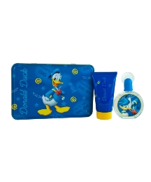 DISNEY DONALD DUCK 50ML EDT & 75ML SHOWE