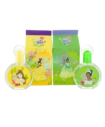 Disney Tiana 50Ml Edt & Belle 50Ml Edt