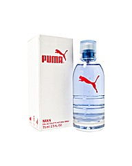 Puma Man EDT 75ml For Him