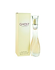 Ghost Luminous 50ml Edt for Her