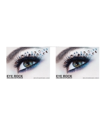 Eye Rock Crystals - Glisten pack of 2
