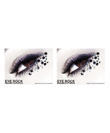 Eye Rock Crystals - Sparkle pack of 2