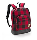 Dunlop Check Backpack