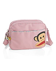 Paul Frank Checked Trim Depatch Bag