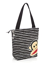 Paul Frank Stripe Shopper