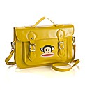 Paul Frank Patent Satchel