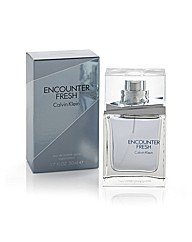 Calvin Klein Mens Encounter Fresh 50ml