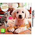 Nintendogs + Cats 3DS Golden Retriever &