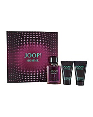 Joop Homme 75ml aftershave 3pc set