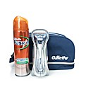 Gillette Fusion Shaving Travel Set