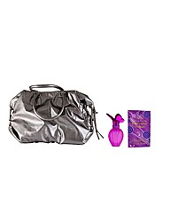 Vision Of Love Edp + Silver Satchel Set