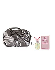 Mariah Carey Luscious Pink Edp + Satchel