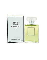 Chanel No19 Poudre 100ml Edp Spray