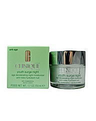 Clinique Youth Surge Night Dry 50ML