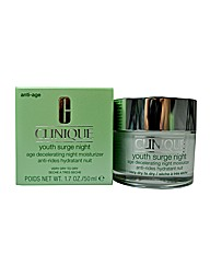 Clinique Youth Surge Night V Dry 50ML