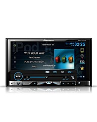 Pioneer AVH-X5500BT CD/RDS Car Stereo