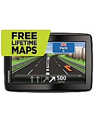TomTom VIA 135M EU with Lifetime Maps