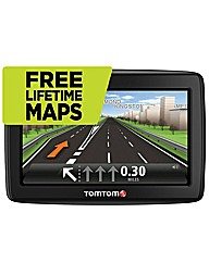TomTom Start 25M UK with Lifetime Maps