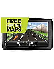 TomTom Start 60M UK with Lifetime Maps