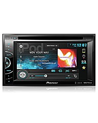 Pioneer AVH-X2500BT CD/DVD Car Stereo