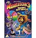 Madagascar 3 - Europe