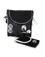 Sonic The Hedgehog Pro Gamer Case - Blac