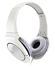 Pioneer SE-MJ721-W on ear headphones