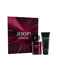 Joop Homme 75ml edt and 75ml showergel